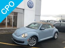 2014_Volkswagen_Beetle Convertible_2DR DSG 2.0L TDI W/SOUND/_ Yakima WA