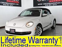 Volkswagen Beetle Convertible CONVERTIBLE TDI HEATED LEATHER SEATS BLUETOOTH KEYLESS GO PUSH BUTTON START 2014