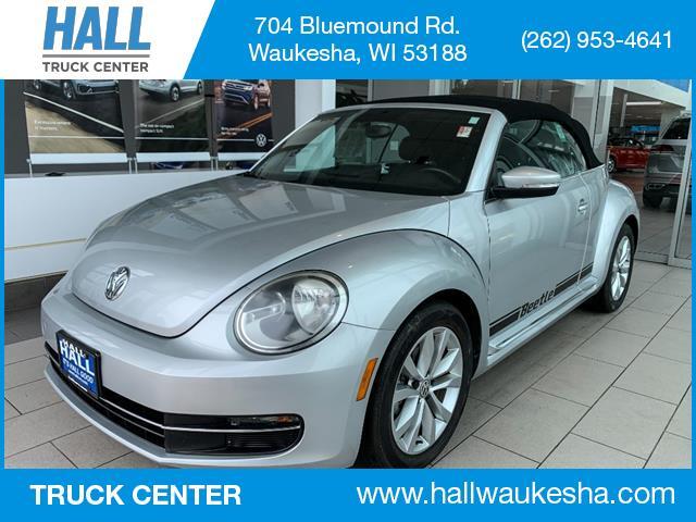 2014 Volkswagen Beetle Convertible TDI Brookfield WI
