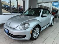 Volkswagen Beetle Convertible TDI 2014