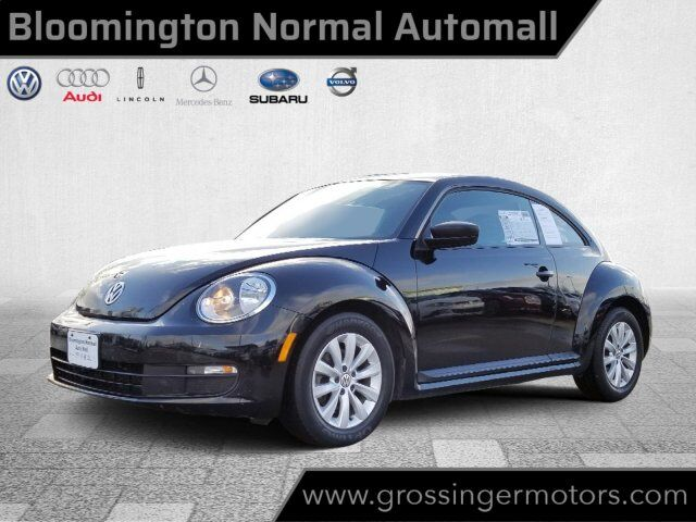 2014 Volkswagen Beetle Coupe 1.8T Entry Normal IL