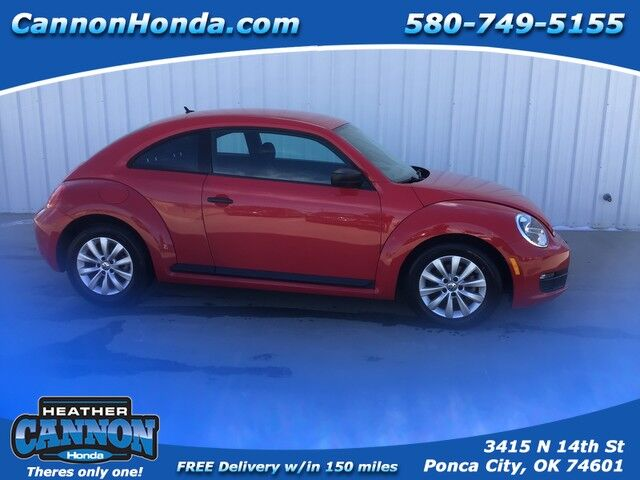 2014 Volkswagen Beetle Coupe 1.8T Entry Ponca City OK