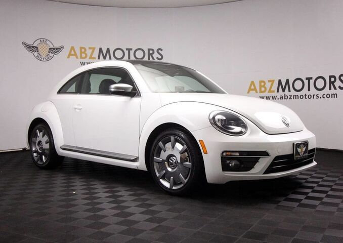 2014 Volkswagen Beetle Coupe 2.0L TDI Premium Navigation,Bluetooth,Heated Seats Houston TX