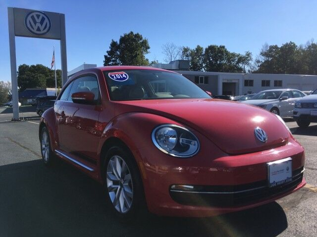 2014 Volkswagen Beetle Coupe 2.0L TDI Ramsey NJ