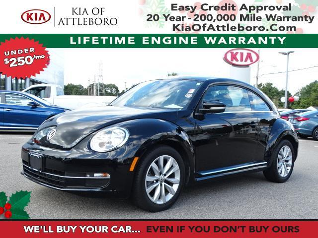 2014 Volkswagen Beetle Coupe 2.0L TDI South Attleboro MA