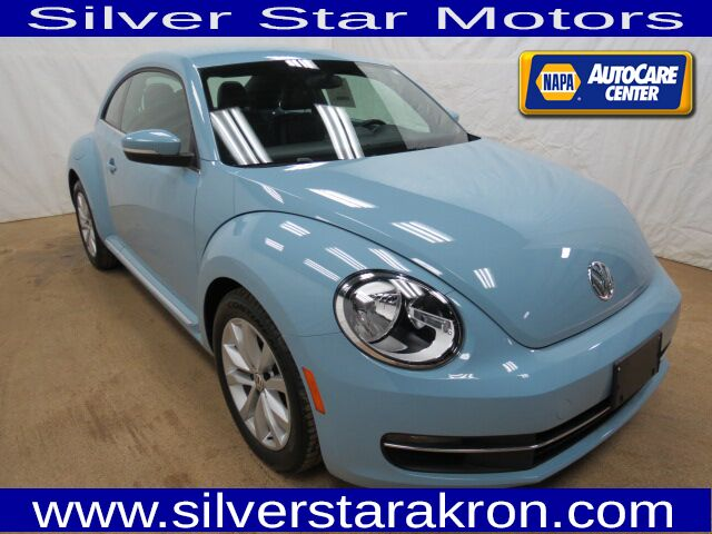 2014 Volkswagen Beetle Coupe 2.0L TDI Tallmadge OH
