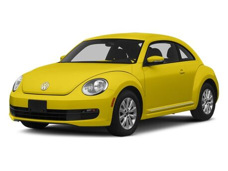2014_Volkswagen_Beetle Coupe_2.0L TDI with Sun/Sound/Nav_ Longview TX