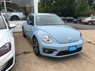 Volkswagen Beetle Coupe 2.0T Turbo R-Line 2014