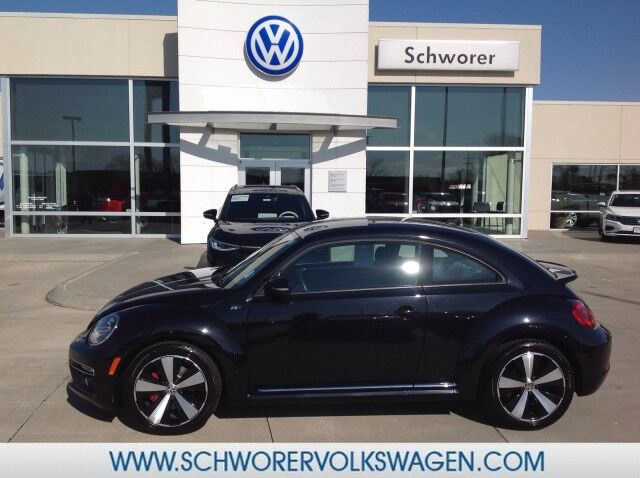 2014 Volkswagen Beetle Coupe 2.0T Turbo R-Line Lincoln NE