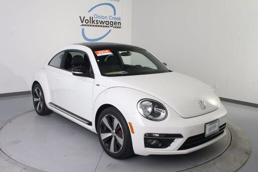 2014_Volkswagen_Beetle Coupe_2.0T Turbo R-Line w/Sun/Sound_ Longview TX