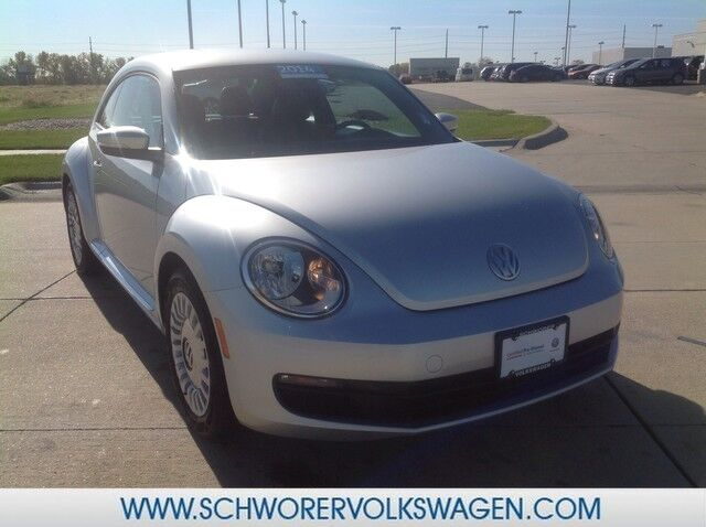 2014 Volkswagen Beetle Coupe 2.5L Lincoln NE