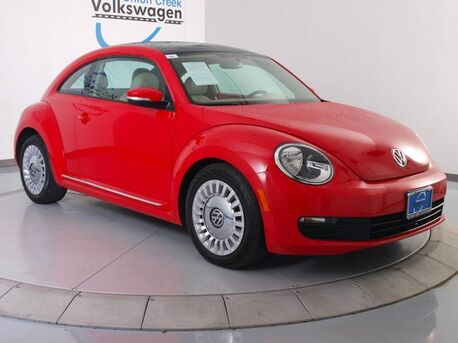 2014_Volkswagen_Beetle Coupe_2.5L_ Longview TX