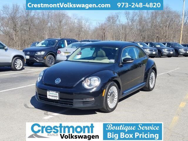2014 Volkswagen Beetle Coupe 2.5L Pompton Plains NJ