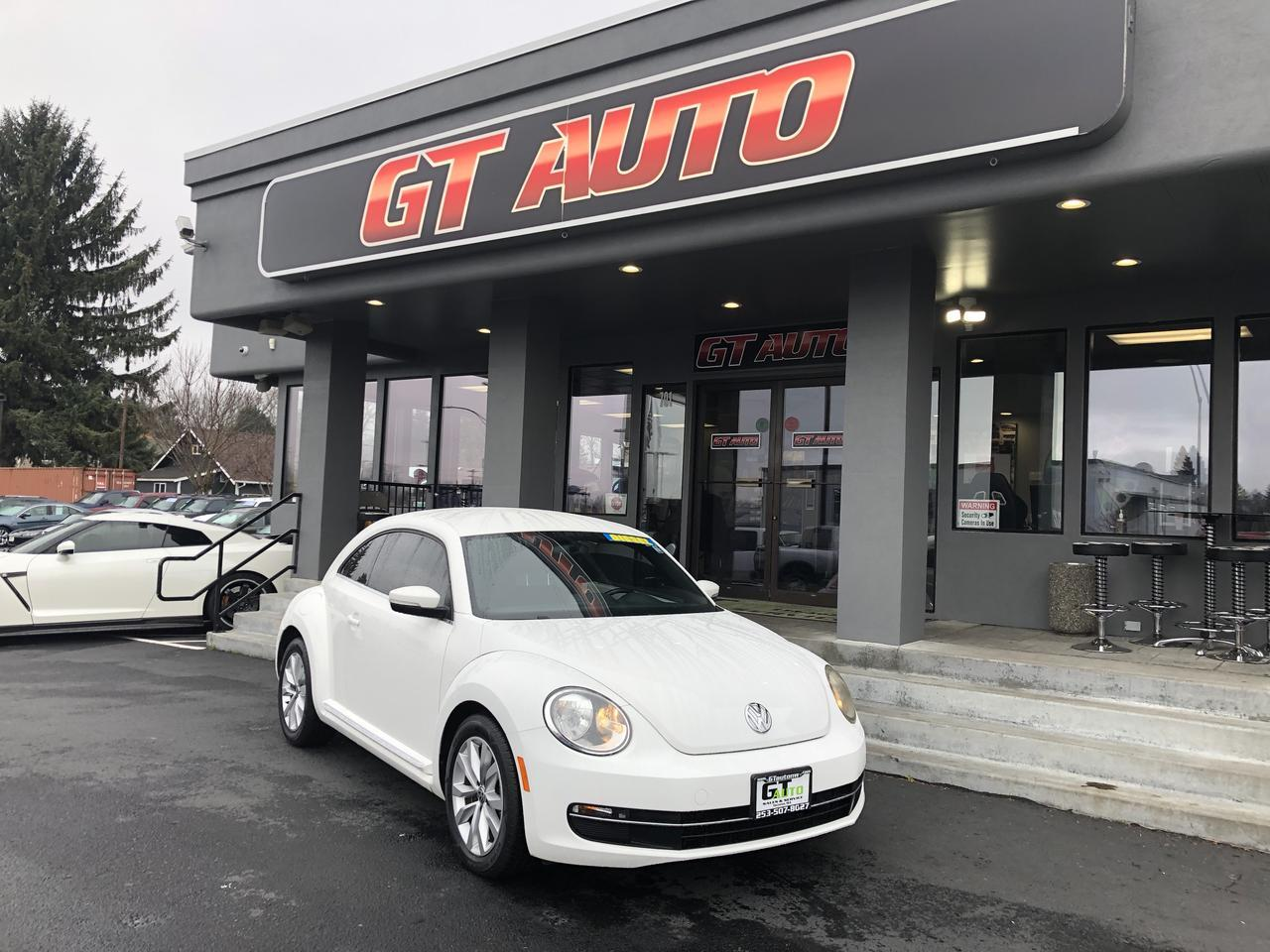 2014 Volkswagen Beetle Coupe TDI *Diesel FWD* Puyallup WA