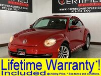 Volkswagen Beetle Coupe TDI HEATED LEATHER SEATS BLUETOOTH KEYLESS GO PUSH BUTTON START CRUISE CONT 2014