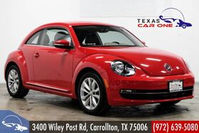 2014_Volkswagen_Beetle Coupe_TDI LEATHER HEATED SEATS KEYLESS START BLUETOOTH_ Carrollton TX
