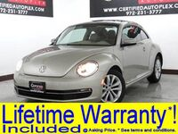Volkswagen Beetle Coupe TDI NAVIGATION SUNROOF HEATED LEATHER SEATS FENDER SOUND SYSTEM BLUETOOTH 2014