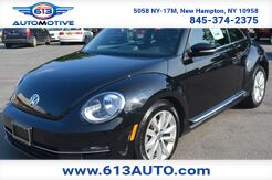 2014_Volkswagen_Beetle_TDI_ Ulster County NY