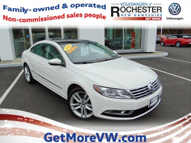 2014 Volkswagen CC 2.0T Executive w/PZEV Rochester NH