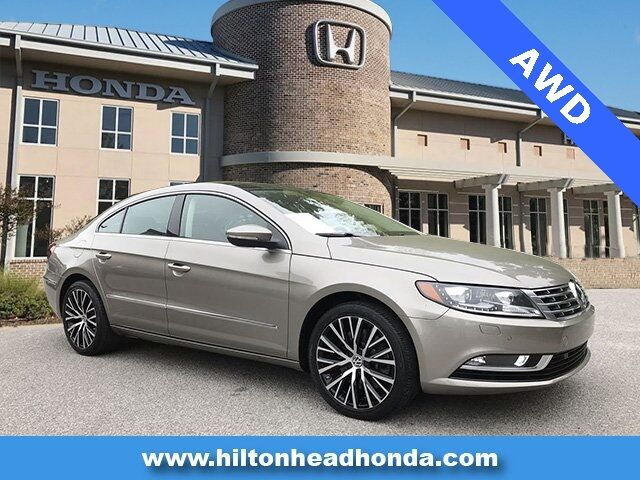 2014 Volkswagen CC 3.6L VR6 Executive Bluffton SC