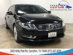 2014_Volkswagen_CC_EXECUTIVE NAVIGATION SUNROOF LEATHER HEATED SEATS REAR CAMERA BL_ Carrollton TX