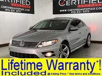 Volkswagen CC R-LINE NAVIGATION HEATED LEATHER SEATS BLUETOOTH DUAL POWER SEATS HEATED PO 2014