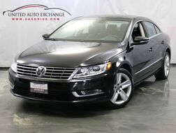 2014_Volkswagen_CC_Sport / 2.0L Engine / MANUAL TRANSMISSION / Rear View Camera / FWD / Touch Screen / Bluetooth_ Addison IL