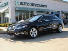 2014_Volkswagen_CC_Sport Plus  LEATHER SEATS, NAVIGATION SYSTEM, BACK-UP CAMERA, HID HEADLIGHTS, HEATED MIRRORS_ Plano TX