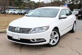 2014 Volkswagen CC w/ NAVIGATION & LEATHER SEATS