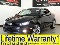 Volkswagen EOS CONVERTIBLE EXECUTIVE HARDTOP CONVERTIBLE W/ MOONROOF NAVIGATION LEATHER HEATED SEATS 2014