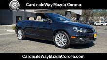 2014_Volkswagen_Eos_Komfort Edition_ Corona CA