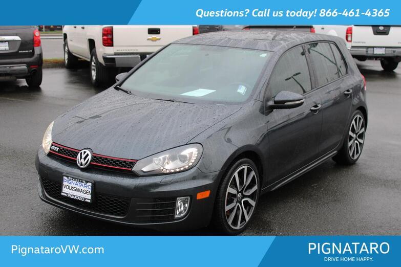 2014 Volkswagen GTI Driver's Edition Everett WA