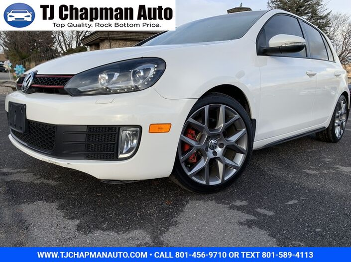 2014 Volkswagen GTI Wolfsburg Salt Lake City UT