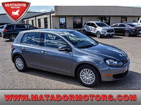 2014_Volkswagen_Golf__ Wolfforth TX