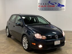 2014_Volkswagen_Golf_2.0L TDI HEATHED SEATS BLUETOOTH HEATED MIRRORS LEATHER STEERING WHEEL_ Addison TX