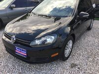 Volkswagen Golf 2.5L Conv & Sunroof 4 Door PZEV 2014