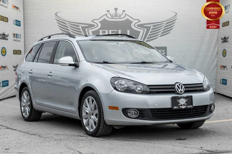 2014 Volkswagen Golf Highline Tdi Diesel Navi Panoramic Sunroof