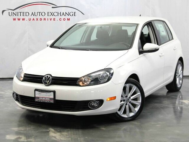 2014 Volkswagen Golf TDI / 2.0L Diesel Engine / FWD / Hatchback / Bluetooth Addison IL