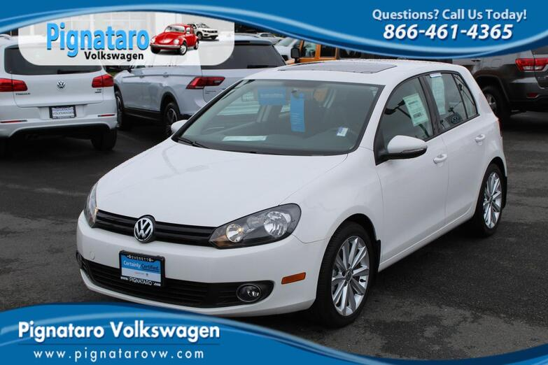 2014 Volkswagen Golf TDI Everett WA