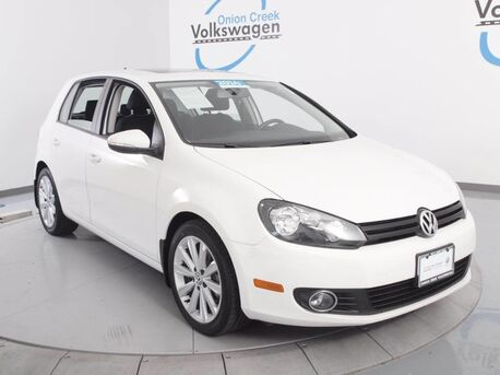 2014_Volkswagen_Golf_TDI_ Longview TX