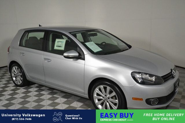 2014 Volkswagen Golf TDI Seattle WA