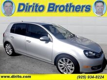 2014_Volkswagen_Golf_TDI_ Walnut Creek CA