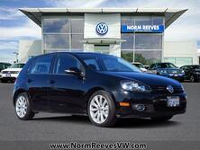 Volkswagen Golf TDI w/Sunroof & Nav 2014