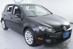 2014_Volkswagen_Golf_TDI w/Sunroof & Nav_ Paris TX