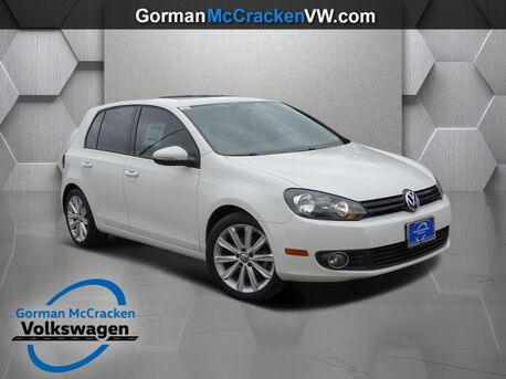 2014_Volkswagen_Golf_TDI with Sunroof & Nav_ Longview TX