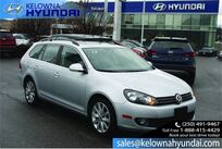 Volkswagen Golf Wagon Comfortline Leather seats/ Sunroof 2014