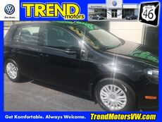 2014 Volkswagen Golf w/Conv & Sunroof