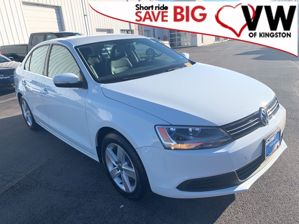 2014_Volkswagen_Jetta_2.0L TDI_ Kingston NY