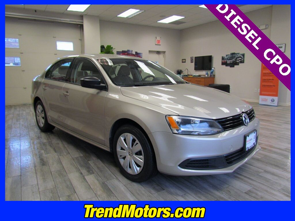 2014 Volkswagen Jetta 2.0L TDI Value Edition Rockaway NJ