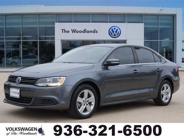 2014 Volkswagen Jetta 4D Sedan The Woodlands TX